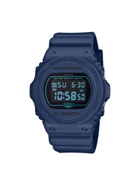 G-Shock G-Shock Montre DW-5700BBM-2ER Bleu marine