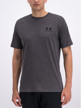 Under Armour Under Armour Tričko 1326799 Sivá Loose Fit