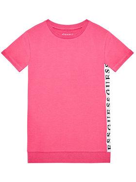 Guess Guess Každodenní šaty K1RK08 KAE40 Růžová Regular Fit