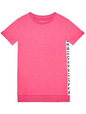 Guess Guess Φόρεμα καθημερινό K1RK08 KAE40 Ροζ Regular Fit