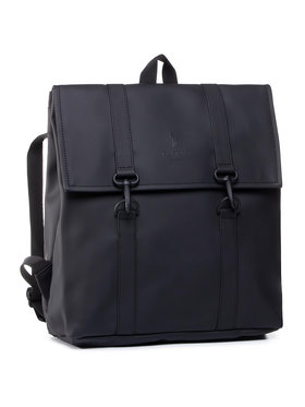 Rains Rains Zaino Msn Bag Mini 1357 Nero