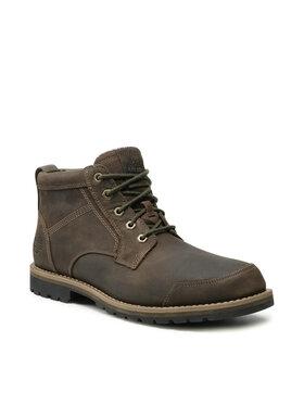 Timberland Timberland Зимни обувки Larchmont II Chukka TB0A2NG19011 Зелен