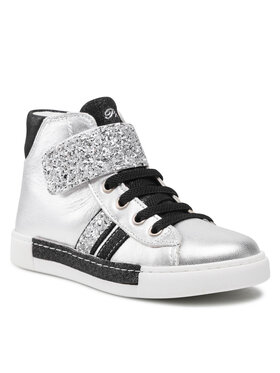 Primigi Primigi Sneakersy 8430633 D Stříbrná