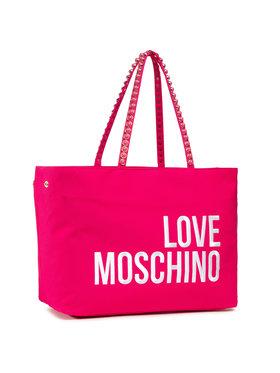 LOVE MOSCHINO LOVE MOSCHINO Torebka JC4078PP1CLC0604 Różowy
