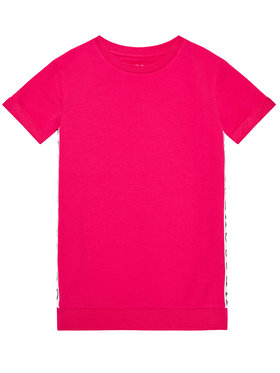 Guess Guess Kasdieninė suknelė K1RK08 KAE40 Rožinė Regular Fit