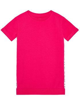 Guess Guess Kleid für den Alltag K1RK08 KAE40 Rosa Regular Fit