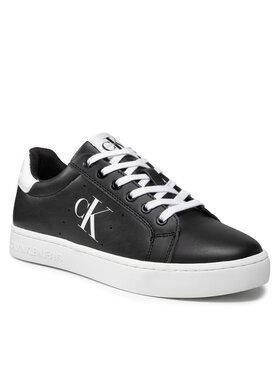 Calvin Klein Jeans Calvin Klein Jeans Sneakersy Cupsole Laceup Sneaker YM0YM00284 Czarny