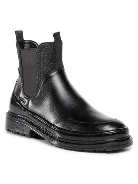 Liu Jo Liu Jo Členková obuv s elastickým prvkom Alison 17 SF0023 EX014 Čierna