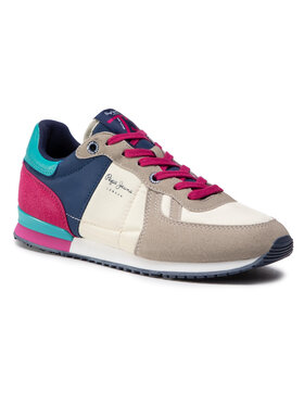 Pepe Jeans Pepe Jeans Sneakers Sydney Combi Girl PGS30453 Bunt
