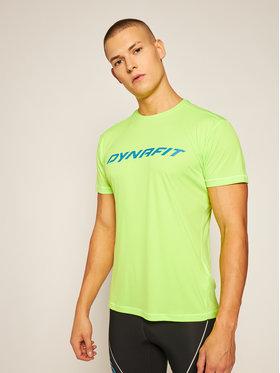 Dynafit Dynafit Maglietta tecnica Traverse 2 M 08-70670 Verde Regular Fit
