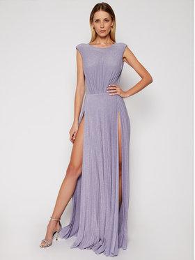 Elisabetta Franchi Elisabetta Franchi Официална рокля AB-052-11E2-V560 Виолетов Loose Fit