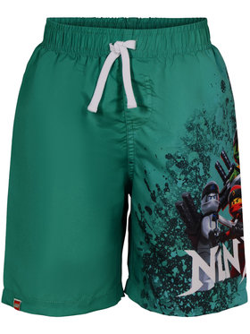LEGO Wear LEGO Wear Pantaloni scurți pentru înot Cm 51360 22458 Verde Regular Fit