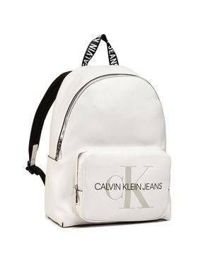 Calvin Klein Jeans Calvin Klein Jeans Sac à dos Campus Bp W/Pckt 40 K60K607201 Blanc