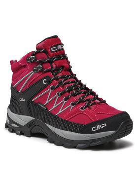 CMP CMP Trekking Rigel Mid Wmn Trekking Shoe Wp 3Q12946 Tamnocrvena