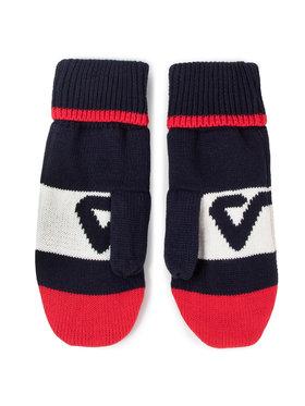 Fila Fila Pánské rukavice Knitted Mittens 686041 Tmavomodrá