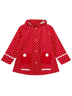 Playshoes Playshoes Giacca impermeabile 408566 M Rosso Regular Fit