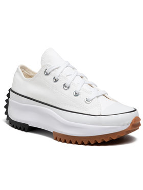 Converse Converse Кецове Run Star Hike Ox 168817C Бял
