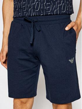 Emporio Armani Underwear Emporio Armani Underwear Sportovní kraťasy 111004 1P566 00135 Tmavomodrá Regular Fit