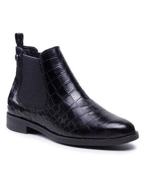 Salamander Salamander Členková obuv s elastickým prvkom Dinia 32-41805-01 Čierna