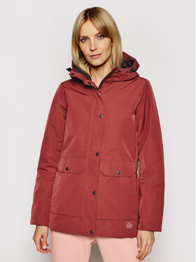 Helly Hansen Helly Hansen Outdoor kabát Hovin Insulated 63032 Bordó Regular Fit