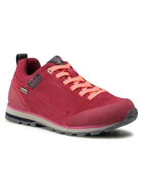 CMP CMP Turistiniai batai Elettra Low Wmn Hiking Shoe Wp 38Q4616 Rožinė