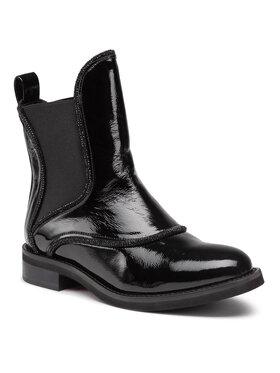 Eva Longoria Eva Longoria Kotníková obuv s elastickým prvkem EL-01-02-000233 Černá