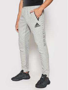 adidas adidas Pantalon jogging Designed To Move Sport Motion Logo H28789 Gris Regular Fit