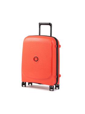 Delsey Delsey Kis kemény borítású bőrönd Belmont Plus 00386180334 Piros