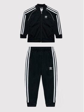 adidas adidas Sportinis kostiumas adicolor Sst Track H25260 Juoda Regular Fit