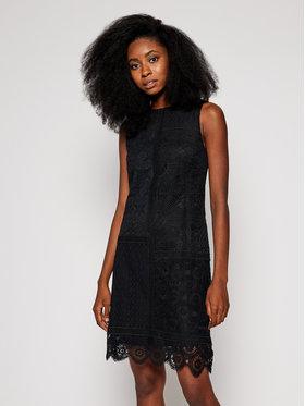 Desigual Desigual Koktejlové šaty 20WWVW31 Čierna Regular Fit