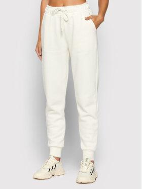 NA-KD NA-KD Pantaloni trening Logo Basic 1044-000153-9539-003 Bej Regular Fit