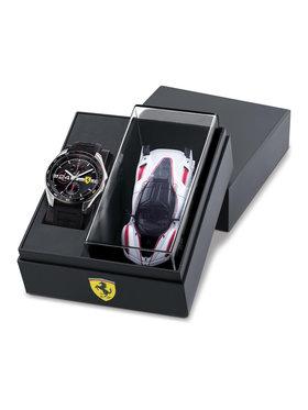 Scuderia Ferrari Scuderia Ferrari Hodinky 870045 Čierna