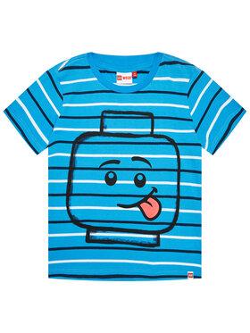 LEGO Wear LEGO Wear Marškinėliai Thomas 103 20043 Mėlyna Regular Fit