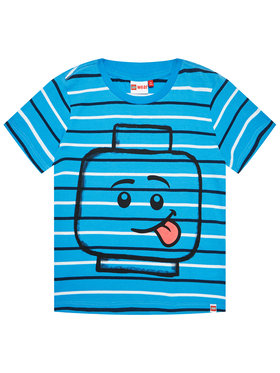 LEGO Wear LEGO Wear T-Shirt Thomas 103 20043 Modrá Regular Fit