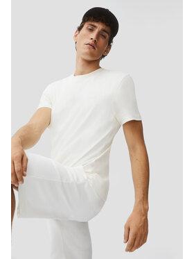 Sprandi Sprandi T-Shirt AW21-TSM007 Biały Regular Fit