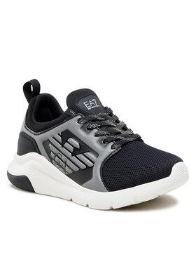 EA7 Emporio Armani EA7 Emporio Armani Sneakersy XSX018 XOT44 N629 Czarny