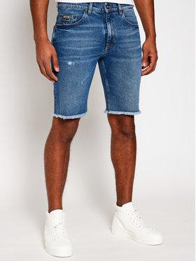 Versace Jeans Couture Versace Jeans Couture Τζιν σορτσάκια A4GWA177 Μπλε Regular Fit