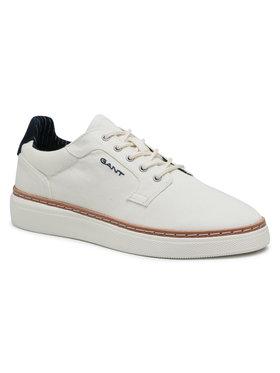 Gant Gant Tenisówki San Prep 22638674 Biały