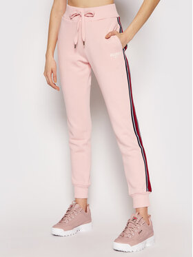 Guess Guess Jogginghose O1RA32 FL03Q Rosa Regular Fit