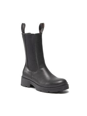 Guess Guess Kotníková obuv s elastickým prvkem Lori FL7LOR ELE10 Černá