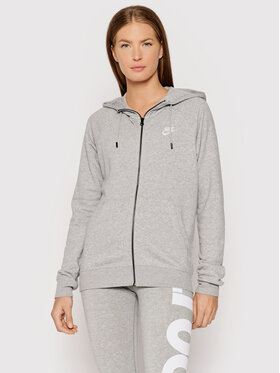 Nike Nike Mikina Sportswear Essential BV4122 Šedá Standard Fit