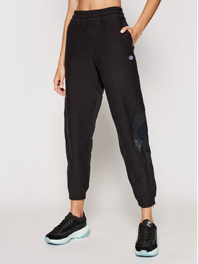 Champion Champion Jogginghose 114192 Schwarz Regular Fit