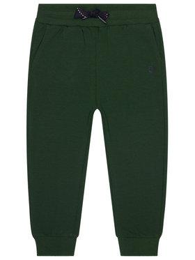 Mayoral Mayoral Teplákové kalhoty 725 Zelená Regular Fit