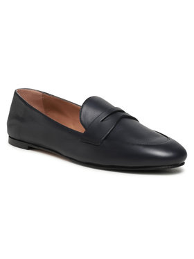 Boss Boss Lordsy Carrie Loafer 50453543 10224150 01 Granatowy