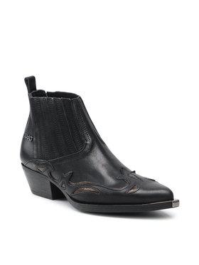 Liu Jo Liu Jo Členková obuv Dakota 06 SF1005 PX026 Čierna