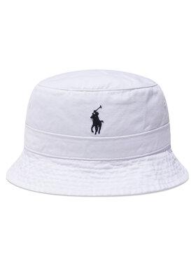 Polo Ralph Lauren Polo Ralph Lauren Klobouk bucket hat Loft 710798567001 Bílá