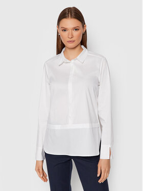United Colors Of Benetton United Colors Of Benetton Camicia 5AWR5QDA3 Bianco Regular Fit