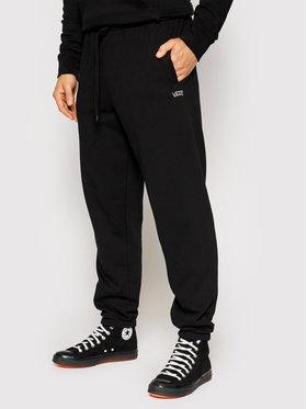 Vans Vans Παντελόνι φόρμας Basic VN0A3HKN Μαύρο Relaxed Fit