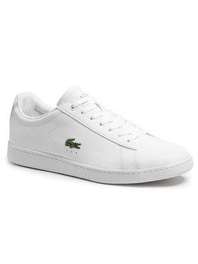Lacoste Lacoste Sneakersy Carnaby Bl21 1 Sma 7-41SMA000221G Biela