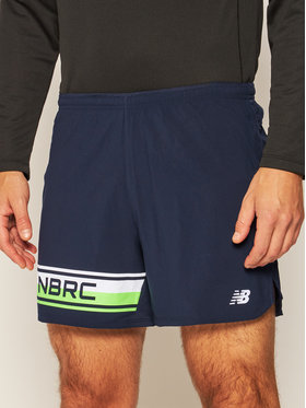 New Balance New Balance Sportske kratke hlače Pr Impact Run NBMS01242 Tamnoplava Regular Fit